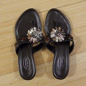 Talbots summer sandals US7B